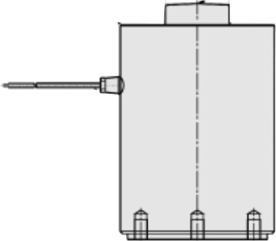 Multi Column Compression Load Cell